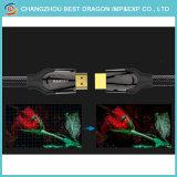HDMI 케이블 200FT 지원 4K 2K 1080P 3D 이더네트 1.4V 공장 가격