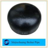 Kohlenstoffstahl-geschweißte Rohr-elliptische Schutzkappe Sch40 ASME B16.9