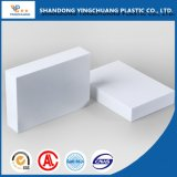 0,3 e 1.6 Density 3 mm a 4 mm da placa de espuma de PVC branco para publicidade