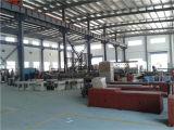 Preço de Nanjing Haisi da máquina plástica da extrusão com linha Ar-Refrigerando