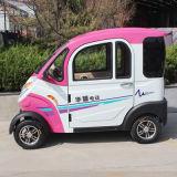 Coche eléctrico de cuatro ruedas 0.1, coche eléctrico
