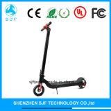 耐震性およびLEDライトが付いている電気折るスクーター