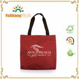 Хозяйственная сумка Tote хлопка OEM способа популярная прочная естественная