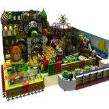 Коммерческие джунгли тема игровая площадка для установки внутри помещений