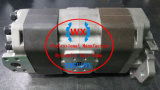 Komatsu 덤프 트럭 HD465 유압 기어 펌프 705-95-03020 705-95-03021