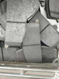 トヨタA113K (D242 04465-21010)のための半金属ディスクブレーキのパッド