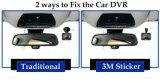 Camera Mini Car DVR com resolução 1080P