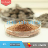 La pâte de bois Lignosulfonate de calcium pour la suppression des poussières Agent CEMFA : 8061-52-7