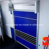 De elektrische Harde snel Industriële Hoge snelheid van het Metaal Oprollend Deur (HF-K65)
