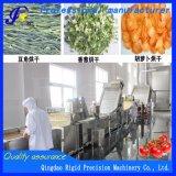 Industrieller Ingwer-Waschmaschine-Kartoffel-Schneidemaschine-Gemüse-Trockner
