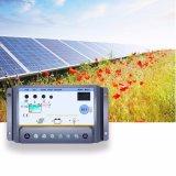 二重タイマーS30Iが付いている12V 24V 30Aの太陽料金か排出のコントローラ
