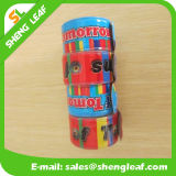 Fashion Novelty Gift Customized Promotional Slap Wrist Band