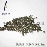 Ck234 NdFeBの磁石の等級のΦ 2*Φ 1*0.3mm