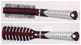 La brosse cosmétique incurvée de brosse de massage composent la brosse