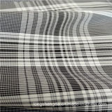 40d Agua y Viento-resistente por la chaqueta tejida Dobby Jacquard 53% Polyester + 47% Nylon Blend-tela que teje (H034)