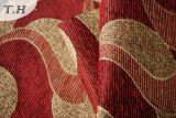 8月(FTH31418)の新しいヤーンの染料のシュニールのソファーファブリック