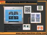 Контроль качества в пластмассовые канистры выдувание машины литьевого формования