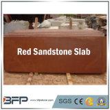 Высокая полированным/ Отточен/ Буш его природных красного песчаника слоев REST/ плитки