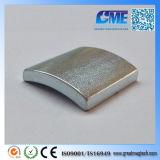 Britse van de Magneten van het neodymium Natuurlijke Magneten voor Permanentmagnetmotor