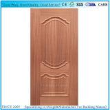 新しいデザイン2はライン形成されたHDFのドアの皮を上げた