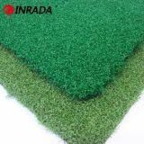 Azeitona Green Grama artificial do golfe, relvado sintético para o mini campo do golfe