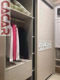Melamine of MDF de Eenvoudige Garderobe Tatami van de Spaanplaat