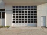Panel de vidrio transparente de alta calidad de la puerta de garaje