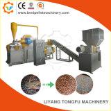 乾燥した方法機械をリサイクルする自動銅ケーブルワイヤー
