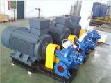 Große elektrische Hochdruckabsaugung-aufgeteilte Gehäuse-Wasser-Pumpe