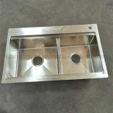 Раковины Kithchen кухни оборудования доставки с обслуживанием Раковин-Нержавеющие стальные