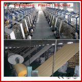 高速6および8シャトルによって編まれる袋編む機械