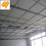 Het opgeschorte HoofdT-stuk van de Staaf van het Plafond T Gridceiling T van de Installatie