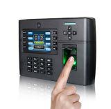 Atención y control de acceso biométricos del tiempo de la huella digital con WiFi (TFT900/WiFi)