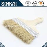 Paint mince Brushes avec Poplar Wood Handle