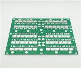 Doppelte seitliche AluminiumMccircuit Vorstand gedruckte Schaltkarte mit grüner Farbe