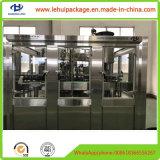 Combiblock 3 en1 Dispositif de rinçage de la machine pour le plafonnement de la bouteille de remplissage de l'eau
