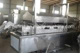 De automatische Gebraden of Gebakken Machine van het Gebraden gerecht van de Krul van het Graan van Kurkure Cheetos voor het Voedsel van de Snack