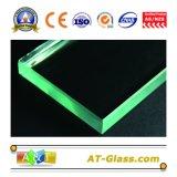 2mm12mm ontruimen het Decoratieve Glas van de Vlotter, Duidelijk Glas, het Glas van het Blad