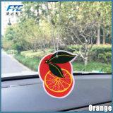 Бесплатные образцы пользовательских висящих бумаги автомобильный освежитель воздуха с освежителем воздуха
