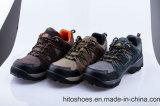 Самые лучшие продавая взбираясь ботинки деятельности типов (стальной стандарт пальца ноги S3)
