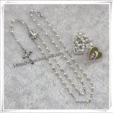 Newst Religoius Beads Rosary with Box (IO-cr323)