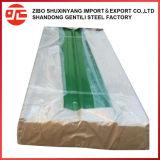 Hoja de techos de cartón ondulado para materiales de construcción
