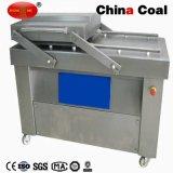 Dz 500 2sb 음식 진공 약실 부대 밀봉 포장 기계