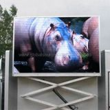 中国の屋外P10すくいのフルカラーの広告のLED表示スクリーン
