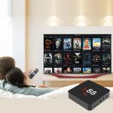 I 88 Caixa de TV com Amlogic Android S905W 1GB de RAM/8 GB ROM Set Top Box com suporte a WiFi, 4K, 1080P HD infinitas filmes mais recentes