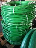 Stahldraht-Flechte verstärkten Hochdruckschlauch des Deckel-zwei glatt machen