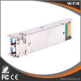 1.25g 1310nm Hot-Pluggable SFP 송수신기 40km 지원 DDM