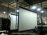 De bonne qualité de l'écran de projection motorisé / écran électrique