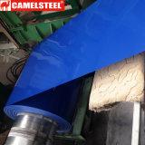Bobina galvanizada Pre-Colorida da chapa de aço na prima