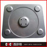 Hoja de precisión profesional de piezas de metal estampado